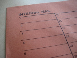 Internal Mail | by webponce