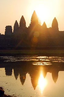 angkor wat for sunrise | by hopemeng