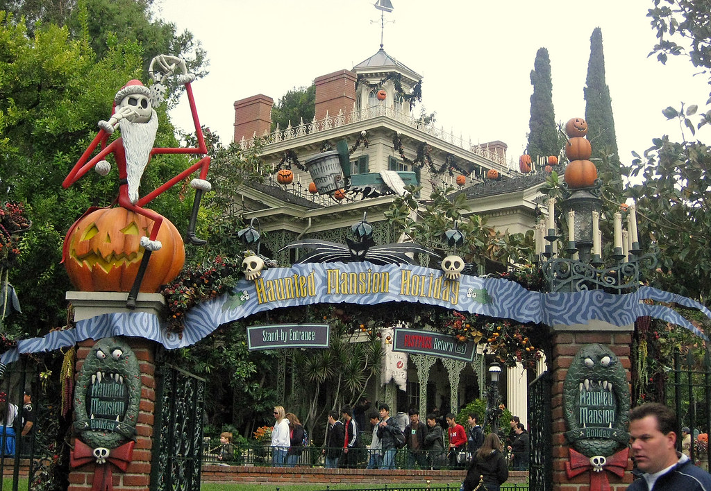 t undead haunted mansion holiday disneyland by lisas lounge - Haunted Mansion Nightmare Before Christmas