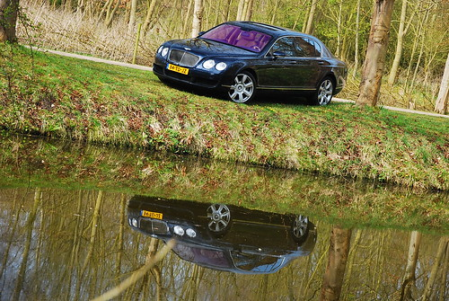 Bentley Continental Flying Spur | by Robin Kiewiet