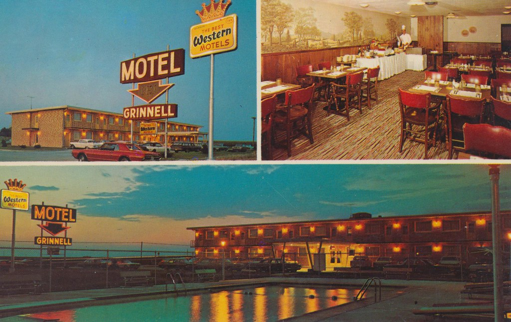 Motel Grinnell & Hickory Room - Grinnell, Iowa