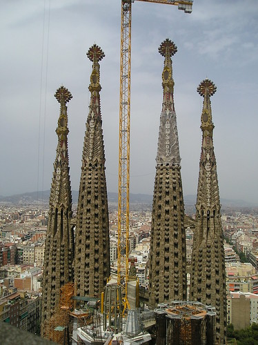 Sagrada Familia | by Edgar Zuniga Jr.