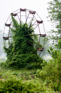 Abandoned Ferris Wheel | by City Eyes