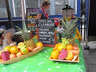 Special Cleanser Vegetable Juice | by veganbackpacker