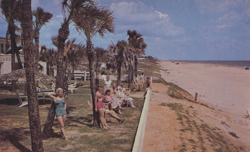 Ocean Heights Cottages - Daytona Beach, Florida