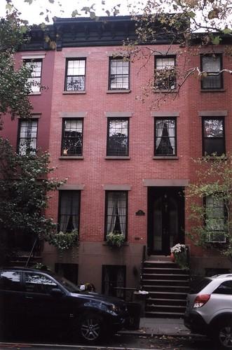 Bill Wilson House Brooklyn Heights Bill Amp Mary Wilson