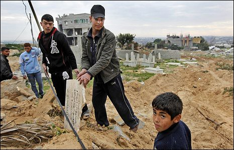 Israeli Destruction of Cemetery | by The Islamic Workplace