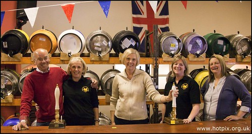 365-326 Staff At The Grappenhall Beer Festival, Warrington Cheshire UK | by @HotpixUK -Add Me On Ipernity 500px