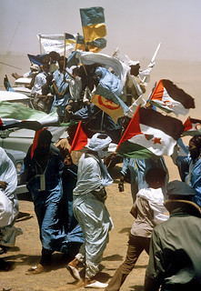Disputed Corner of the Sahara | by United Nations Photo