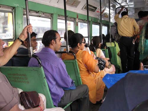 On the bus in Bombay | by Ryan Thomas Mark