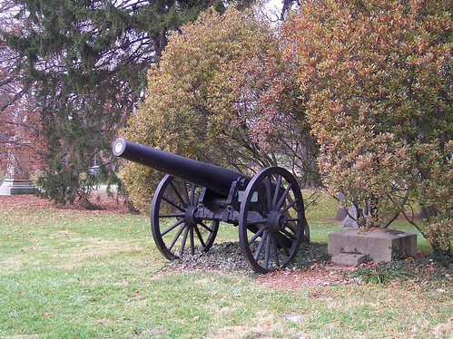 Civil War Cannon | by rufus.ovcwa
