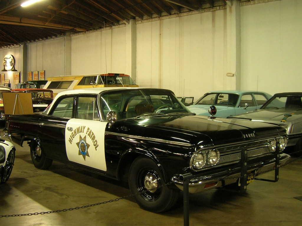 1964 dodge 880 california highway patrol car 2 by jack snell thanks for over