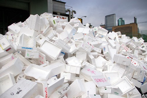 Styrofoam Mountain | by complexify.
