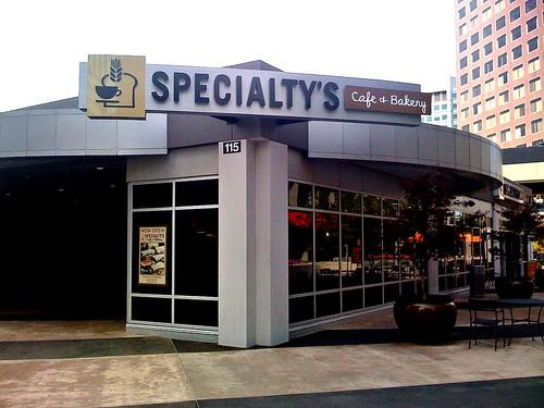 Specialty S Cafe Bakeryemerville Ca