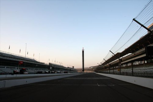 Looking into turn 1 | by IndyCar Series