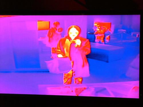 Thermal Imaging Camera Iphone