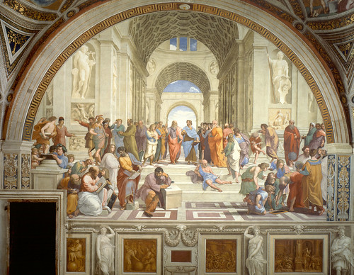 School of Athens | by Raymond Yee