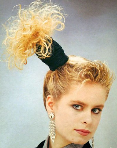 80s Hairstyle 194
