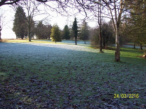 Wicksteed park Dec28th 08 frosty! | by jon ellison1960
