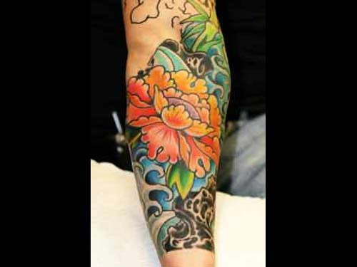 Japanese Flower Tattoo Jae Connor Wwwelectriclotustattoo Flickr