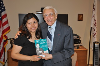 Dr. Fradkin's Book Signing | by scholarshipamerica
