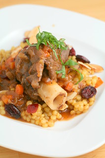 Braised Lamb Shank | by Nook & Pantry
