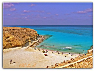 "An Incredible Beach, AGIBA, MARSA MATRUH!! ""One Day the Factions of this Old Country will Think of Egypt First before it is too Late!!"" 