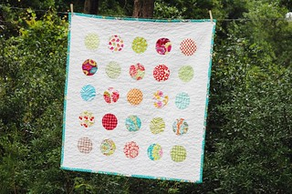 Circles and Waves quilt | by naturemomm