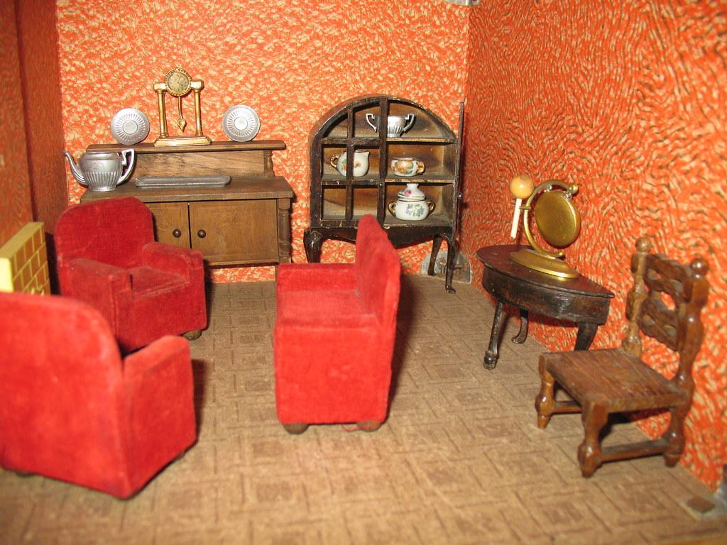 ... Vintage Dolls House Furniture From The 1930u0027s | By Redrickshaw