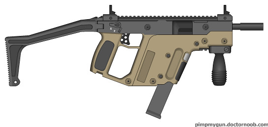Image - Vector Akimbo MW2.png | Call of Duty Wiki | Fandom powered ...