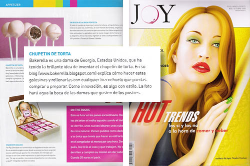 Joy Magazine | by Bakerella