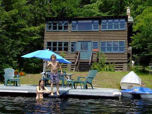 Adirondack Lakefront Cabin Rental Www Mountain Lakefront