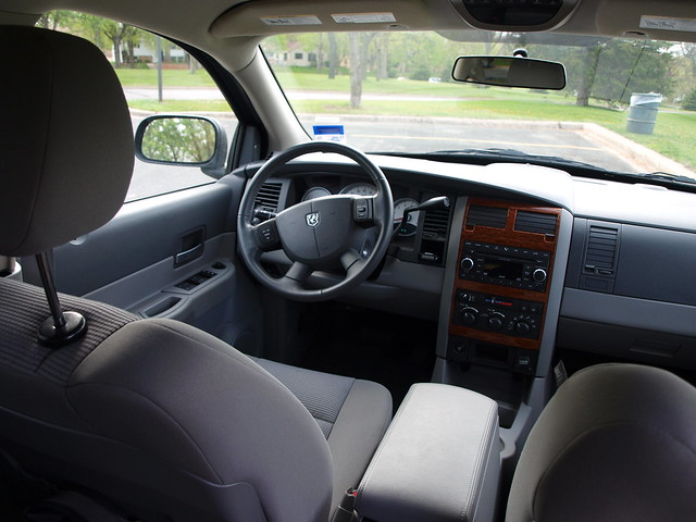 2009 Dodge Durango 1