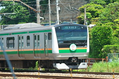 Tokaido line with 120th headmark | by woinary