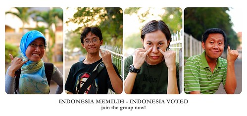 Indonesia Memilih - Indonesia Voted | by khaniv13