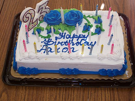 23rd birthday cake rip aaron david wuensch flickr 23rd birthday cake by rip aaron david wuensch thecheapjerseys Images