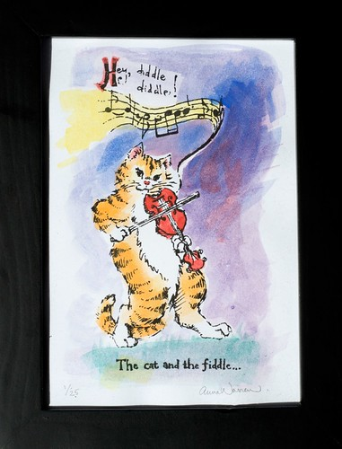 The Cat and the Fiddle | by Garden Hoe