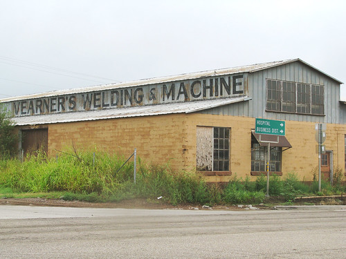 50a Shamrock TX - Vearner's Welding & Machine Shop | by Johns Never Home