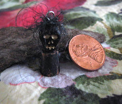 Miniature Shrunken Head | by Enchanticals ~I'm Coming Back