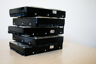 I probably have more HDDs than you! | by William Hook