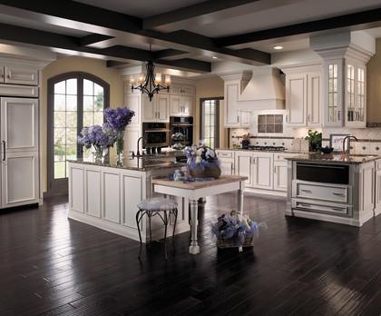 Custom White Kitchens custom kitchen designs – home design and decorating
