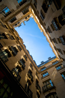 France - Paris - Courtyard | by Darrell Godliman
