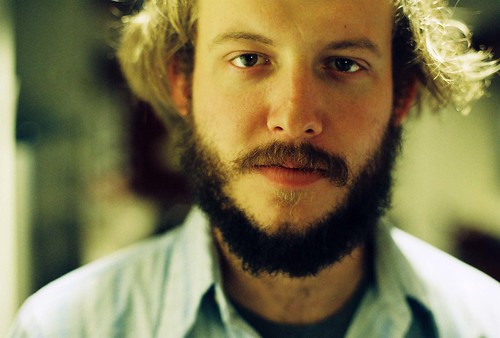 Justin Vernon | by The Red Hot Organization