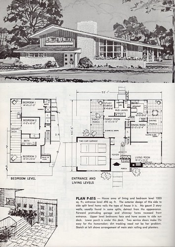 1963 ethan flickr for 1960 s floor plans