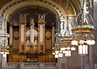 The Lewis Organ and Main Hall, Kelvingrove | by GlasgowPhotoMan