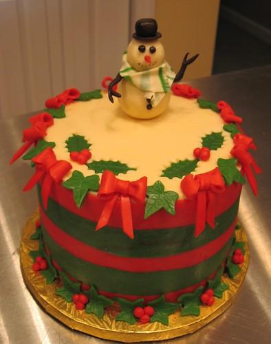 Fondant Dummy Cake