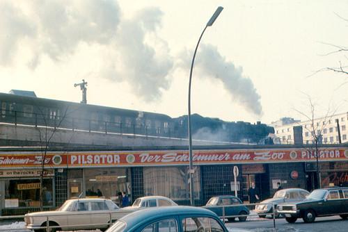 Berlin - DR Steam Locomotive