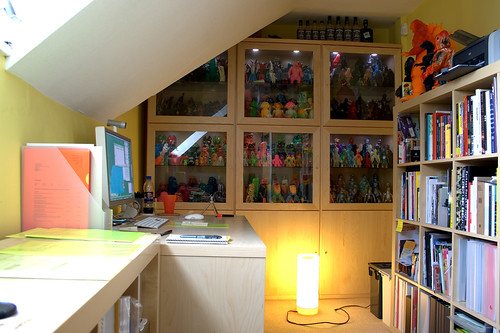 home office / 'work' / toy room! | by fun9us