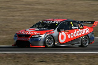 Jamie Whincup | by Tony Donoghue Photography