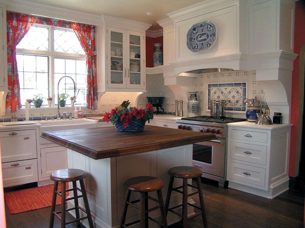 Kitchen Tudor Style Kitchen Remodel Jim Grote Flickr - Tudor kitchen remodel